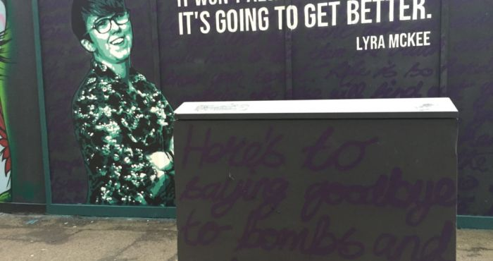 'Peace Walk' taking place from Belfast to Derry for Lyra McKee