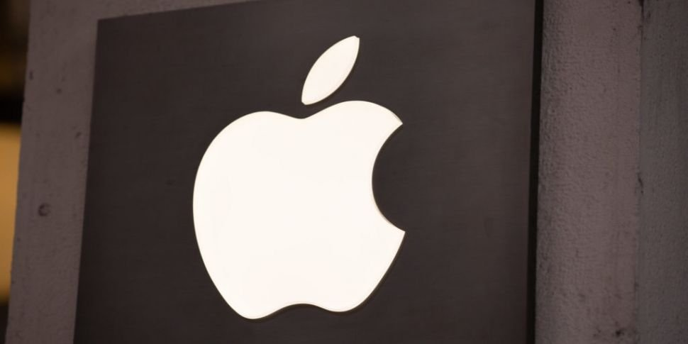 Apple tops Ireland's largest c...