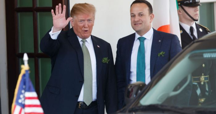 Taoiseach will 'try to explain our perspective on Brexit' during Trump meeting