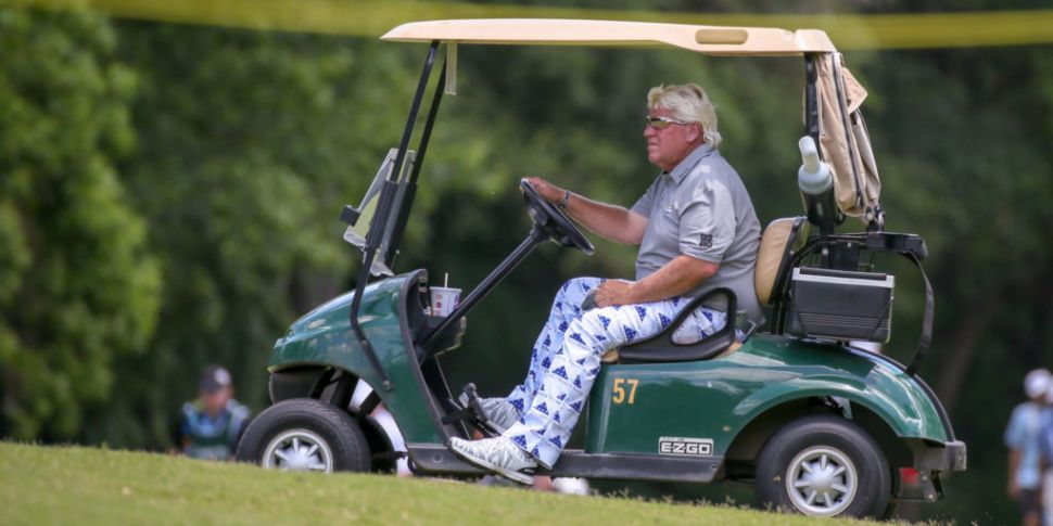 John Daly hits back at Tiger a...