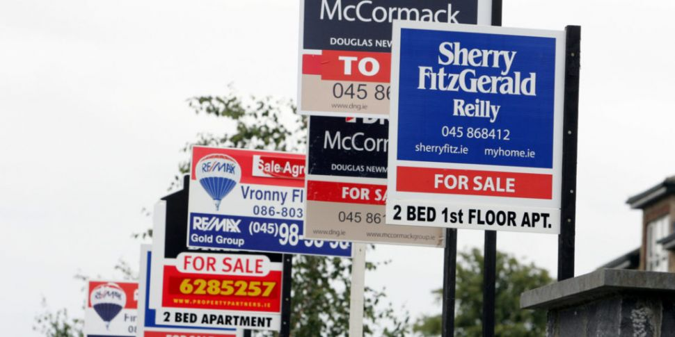 Residential property prices in...