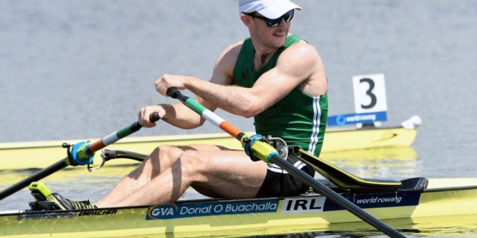 Paul O'Donovan to miss Europea...