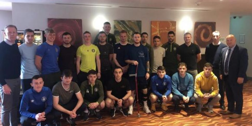 Limerick players vote for stri...