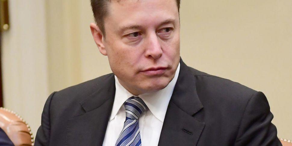 Tesla billionaire Elon Musk to...