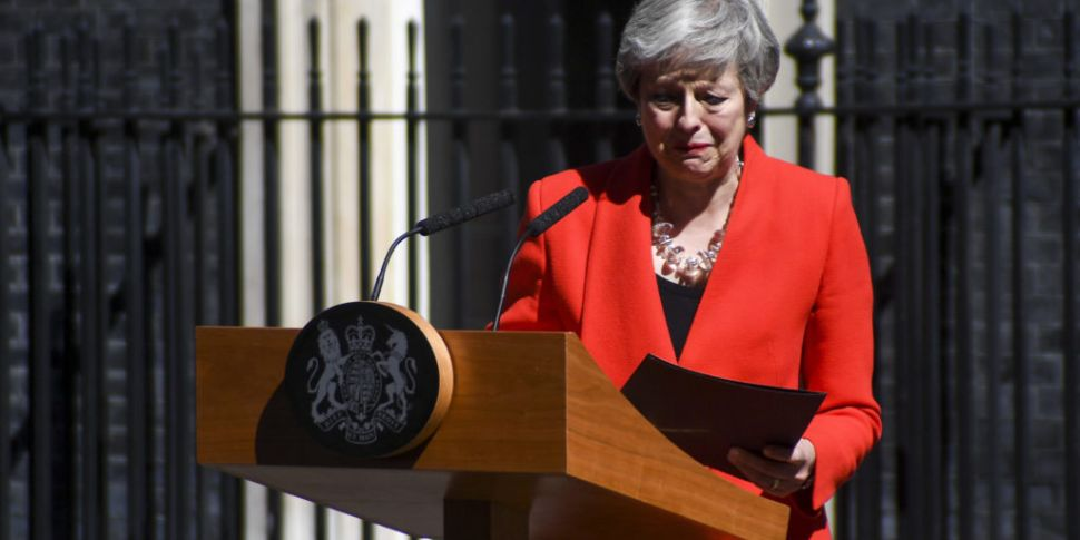 Evening top 5: Theresa May to...