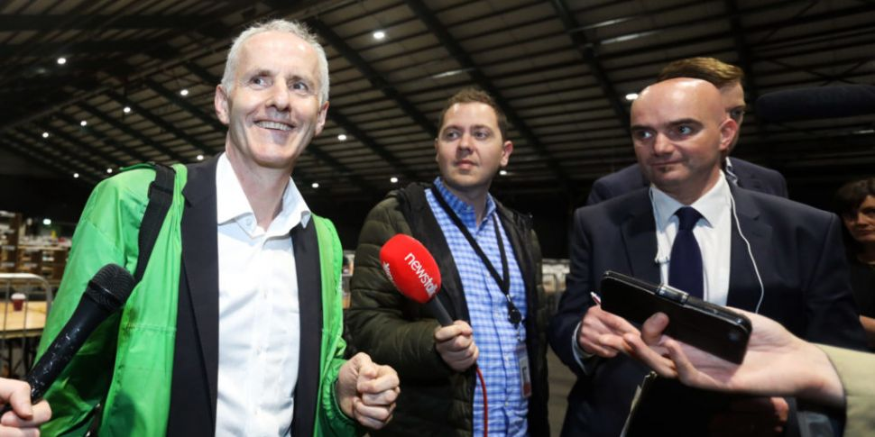 Green's Ciarán Cuffe refuses t...
