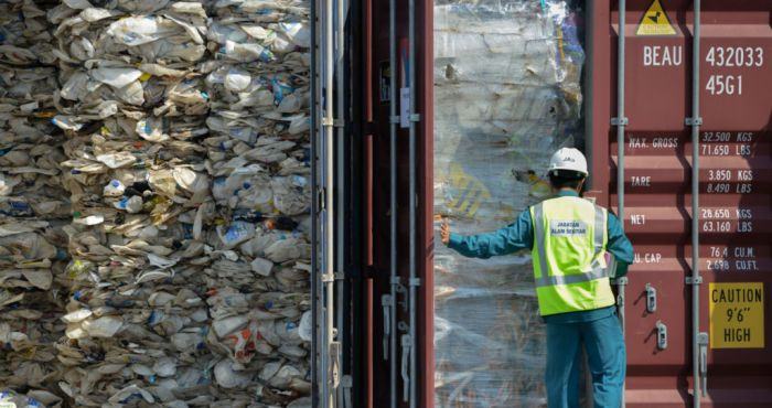 Ireland 'not part' of waste returning programme by Malaysia