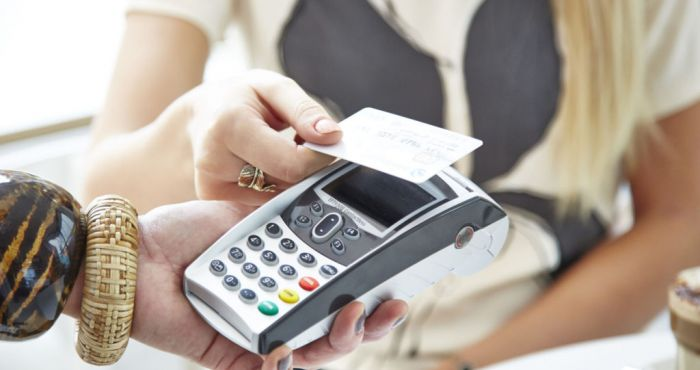 Contactless payments jump almost 60% in the past year