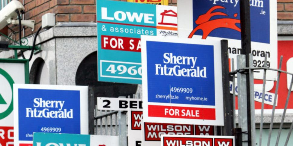 Irish house prices to grow by...