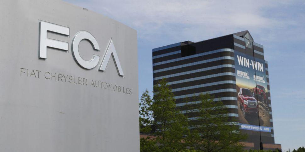Fiat Chrysler pulls merger pro...
