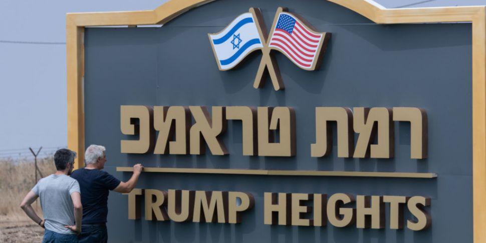 Israeli PM planning 'Trump Hei...