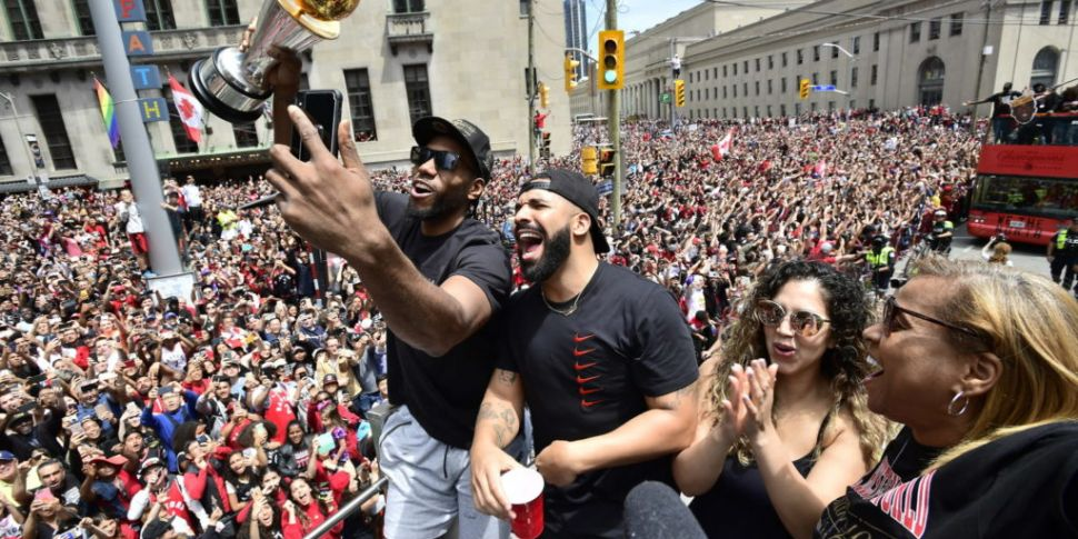 Toronto's Kawhi Leonard: From...