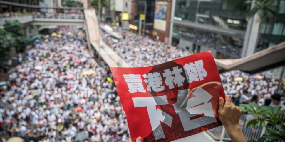 Hong Kong pushing ahead with c...