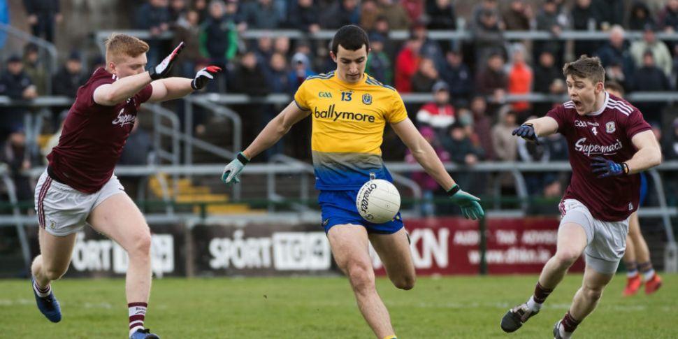 Teams named for Connacht Final