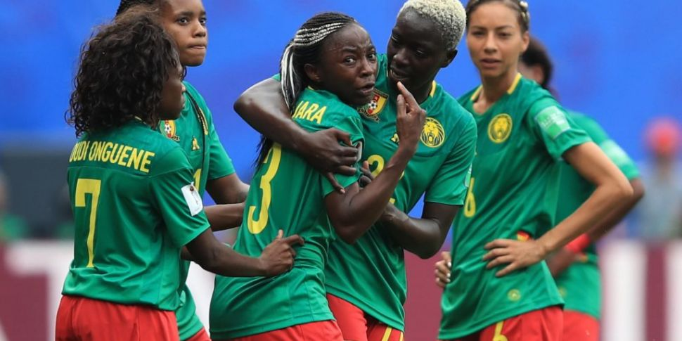 WORLD CUP | Jacqui Oatley on t...