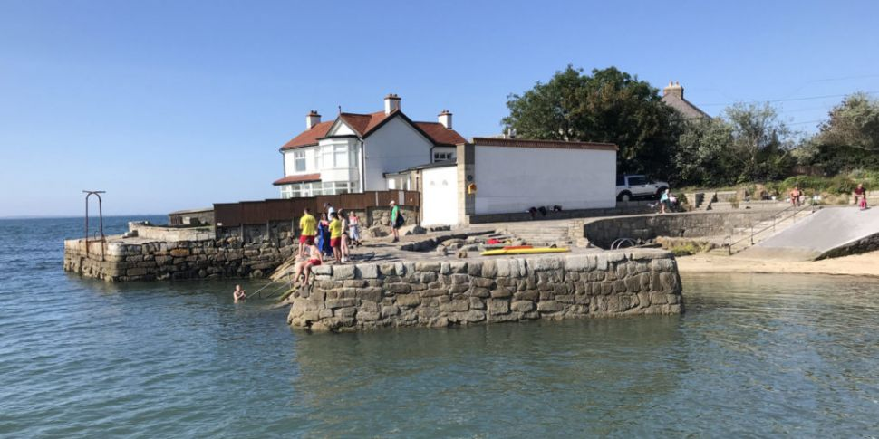 Water at Sandycove Beach in Dublin declared safe and clear