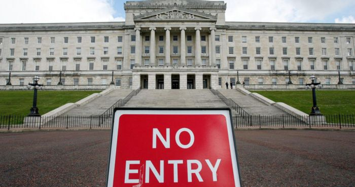 UK extends period for no Stormont elections in Northern Ireland