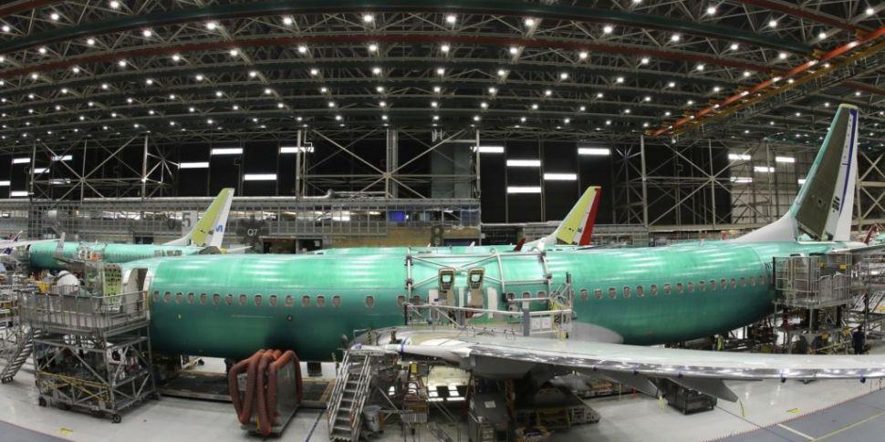 Boeing says 737 MAX grounding...