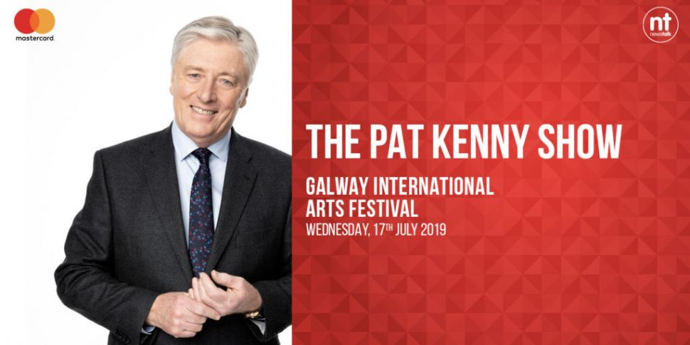 The Pat Kenny Show is on the r...