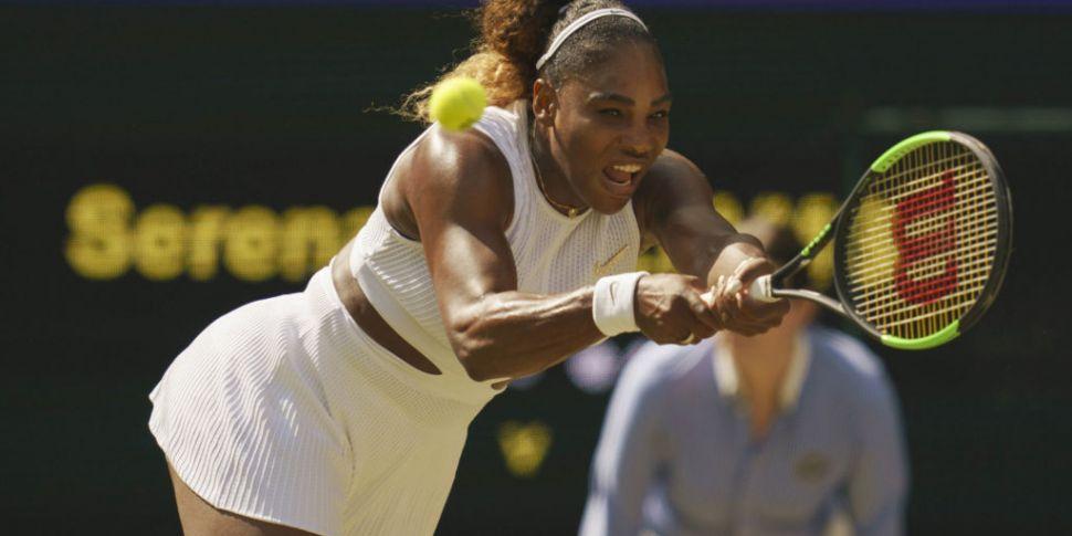 Serena Williams one win away f...
