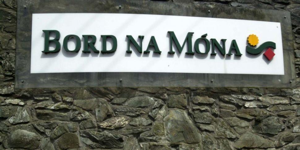 Bord na Móna suspends lay-offs...