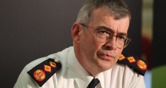 Garda Commissioner warns of rise of right-wing extremism in Ireland