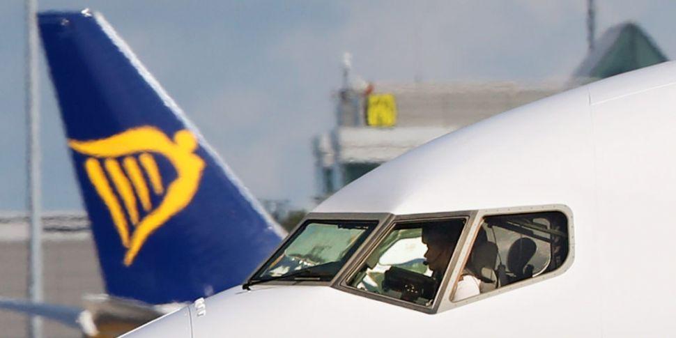 Evening top 5: Ryanair pilot s...