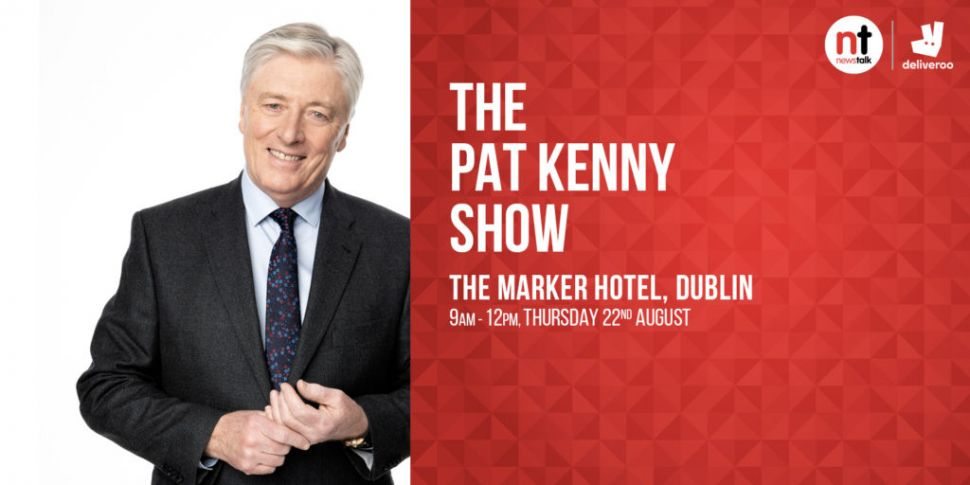 The Pat Kenny Show live from T...