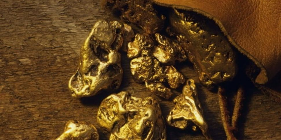 Gold found after drilling exer...