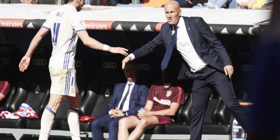 Zidane says he can