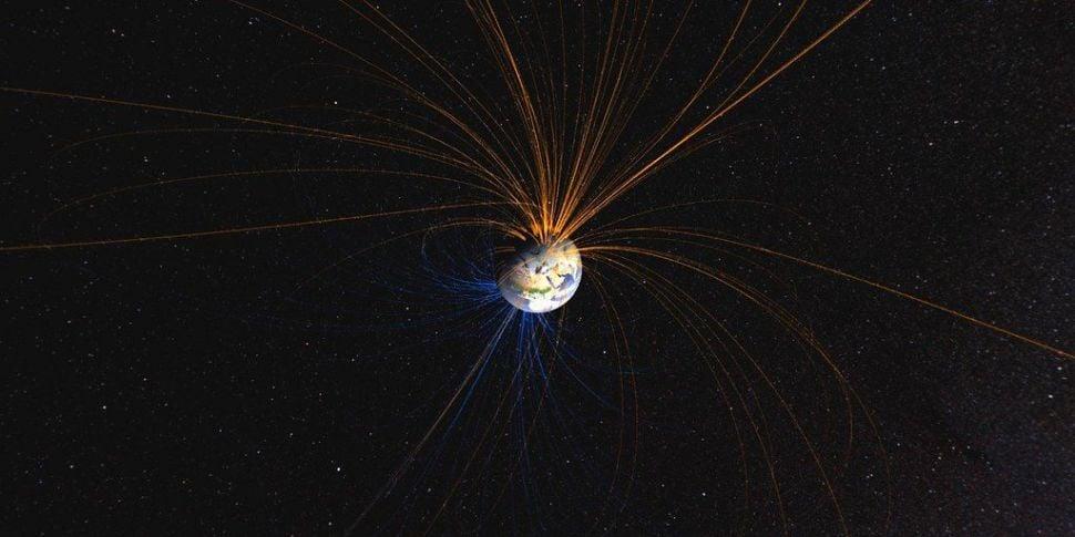 Sensing Earth's Magnetic Field