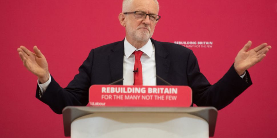 Corbyn says Labour will do