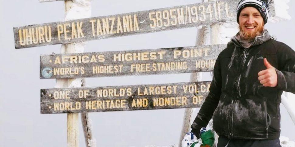 Climbing Mount Kilimanjaro - t...