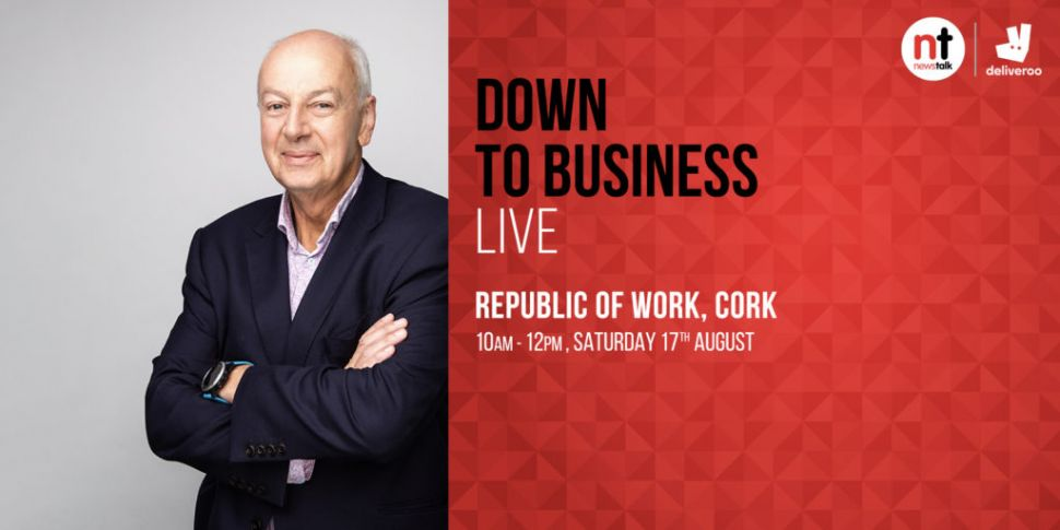 Newstalk's Down to Business in...