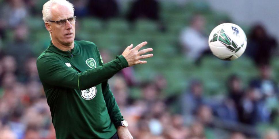 Mick McCarthy names 25-man squ...