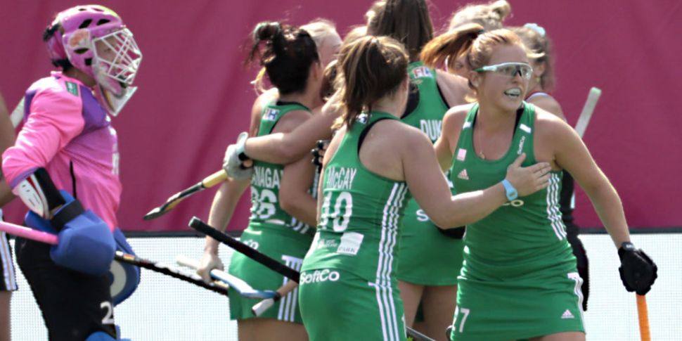 Ireland miss out on place in w...