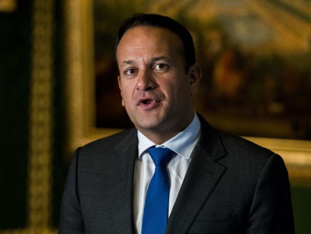 Varadkar: Ireland will fight M...