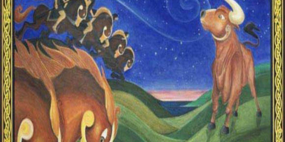 Fráech's Cattle Raid - Myths a...