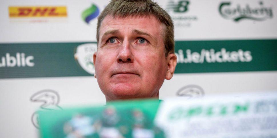 Stephen Kenny's not running sc...