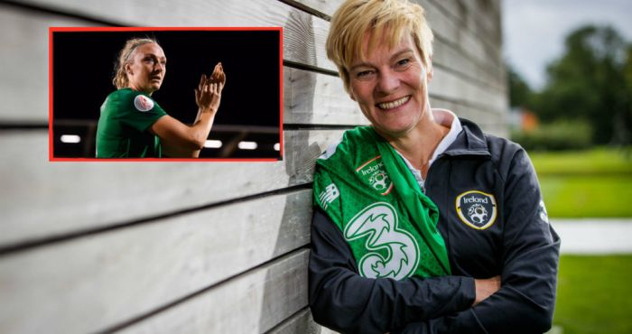 Vera Pauw | Louise Quinn's first impressions of new Ireland