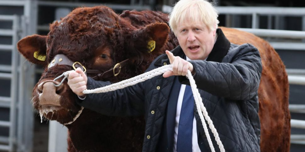 Boris Johnson: I'll get a Brex...