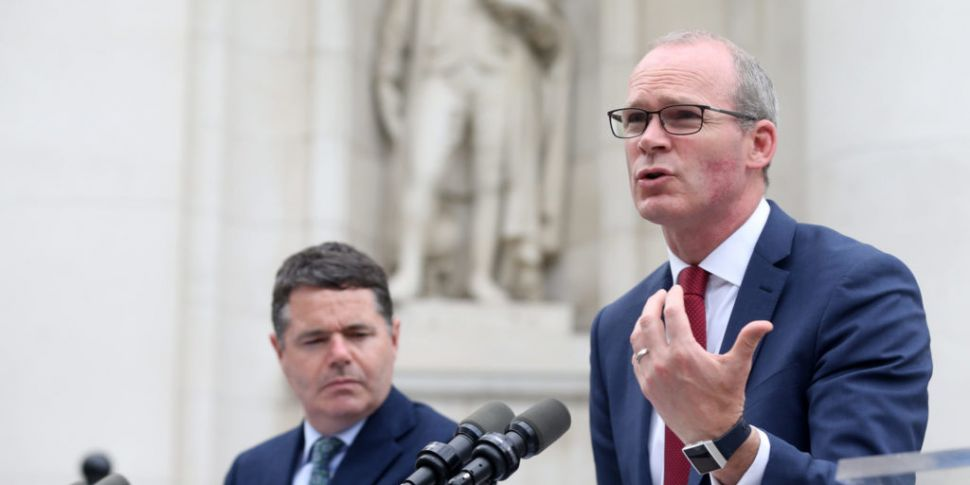 Coveney says Northern-specific...
