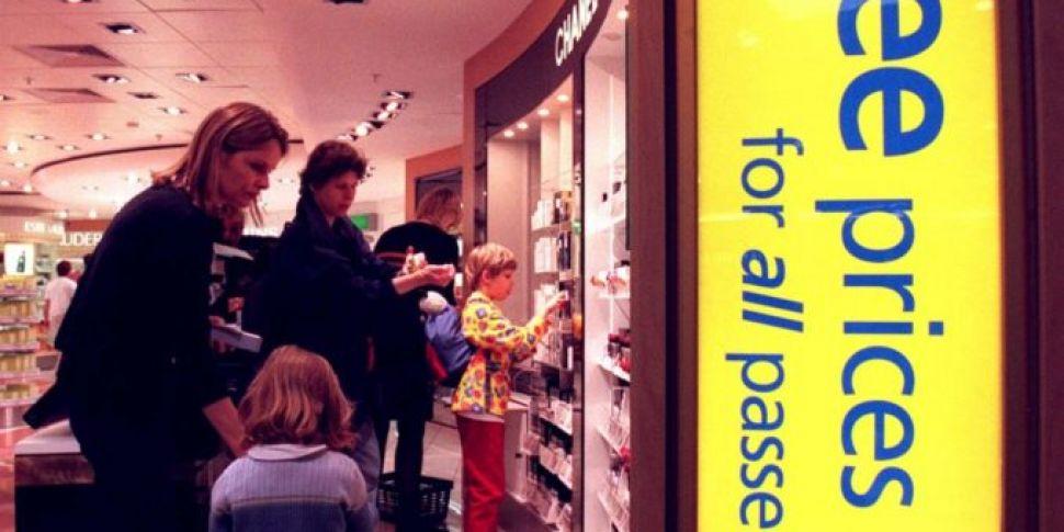Duty-free shopping open to Iri...