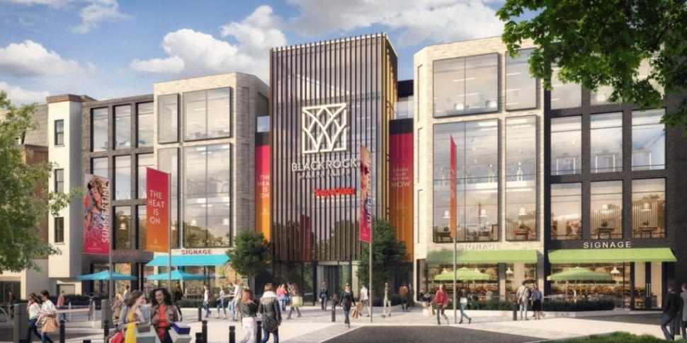 Blackrock Shopping Centre to o...