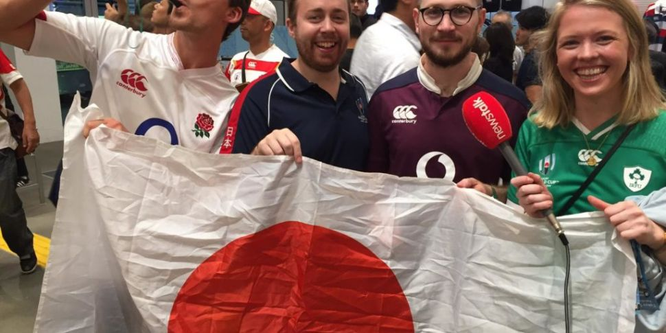Henry reports from The Rugby W...