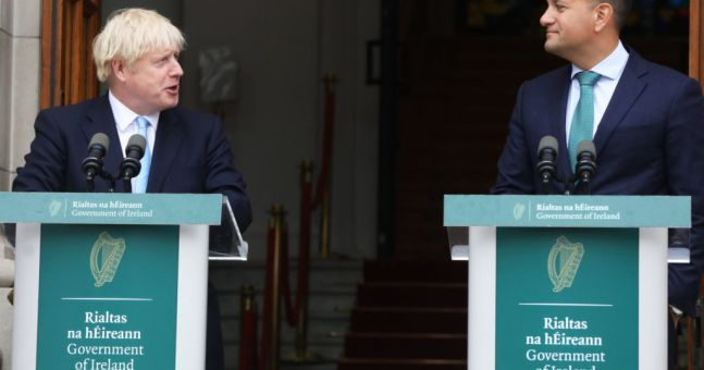 """Time available to reach Brexit deal """"shrinking rapidly"""", Government warns 