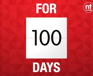100 Days of Walking heads to C...