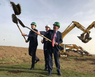 Sod is turned on new €320m Nor...