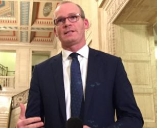 Tánaiste says Stormont talks '...