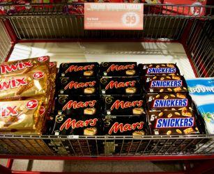Mars Ireland stockpiling choco...